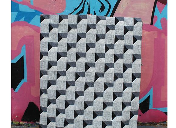 Levon Quilt Pattern Hard Copy