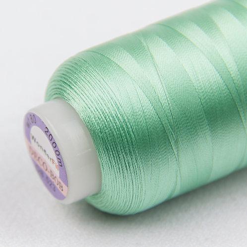 Wonderfil Deco-Bob 2000m Col:523 ( Mint green )