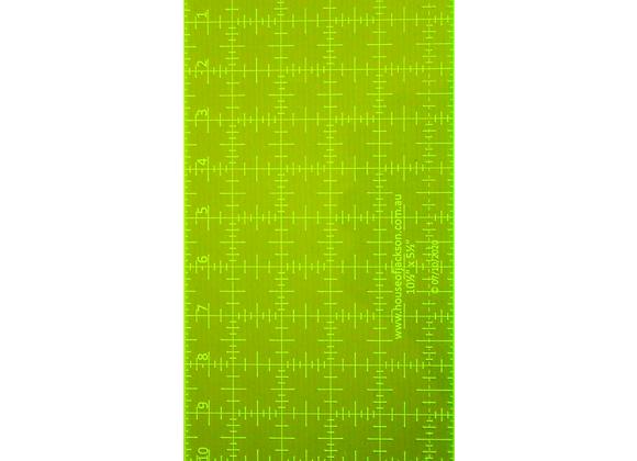 "House of Jackson Handy 10  1/2″ x 5  1/2"" Ruler"