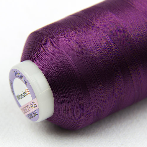Wonderfil Deco-Bob 2000m Col:308 ( Soft Purple )