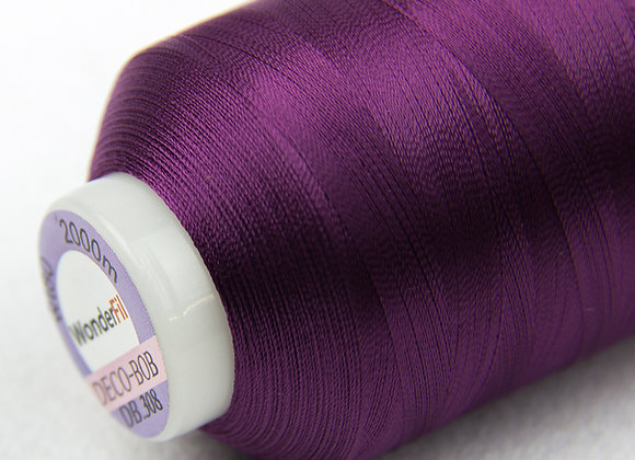 Wonderfil Deco-Bob 2000m Col:308 ( Soft Purple )