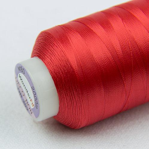 Wonderfil Deco-Bob 2000m Col:202 (Red )