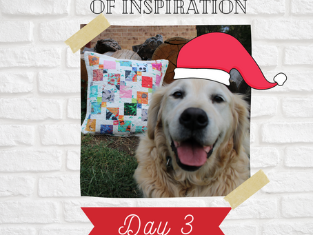 Day 3 - Mini 9 - 12 Days of INSPIRATION