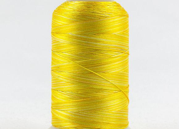 FabuLux Col:FB12 (Mellow Yellow) 700M spool
