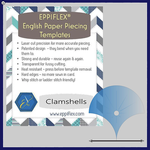 Clamshell templates - Eppiflex