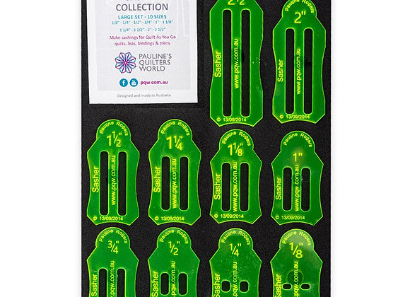 Sasher Collection - Large set