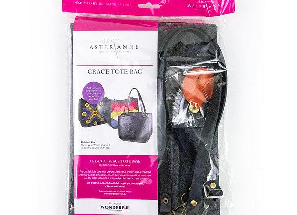 Grace tote felt kit Aster & Anne
