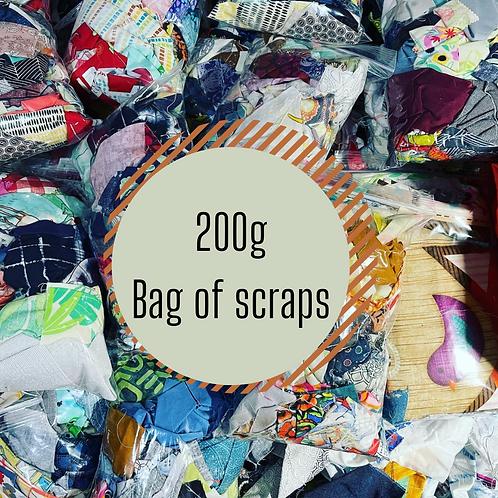 200g Bag of scraps