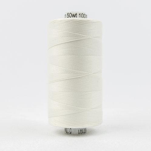 Wonderfil Konfetti 1000m COL:101 ( Soft white )