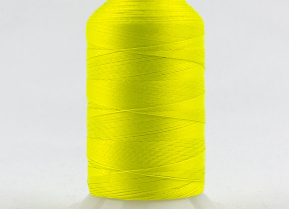 FabuLux Col:FB01 ( Neon Lemon ) 700M spool