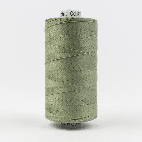 Wonderfil Konfetti 1000m COL:613 ( Grey Khaki )
