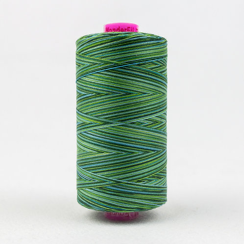 Wonderfil Tutti 1000m Col:31 (Evergreen )