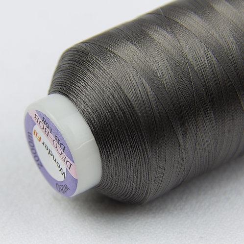 Wonderfil Deco-Bob 2000m Col:168 (Charcoal )