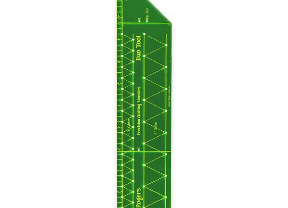 Duo tool for Binding & ruching