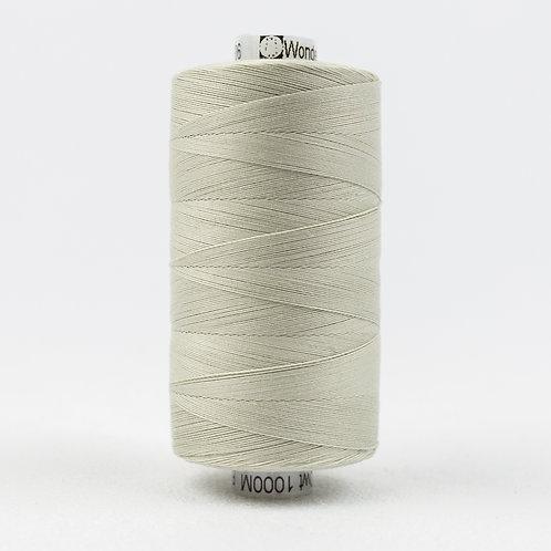 wonderfil Konfetti 1000m COL:906 (pale grey)