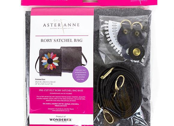 Rory Satchel bag felt kit