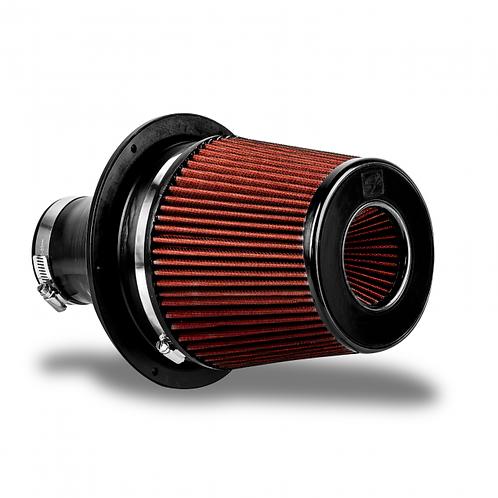 """Universal High-Velocity Intake Kit - 3.0"""" Coupler w/ Mounting Ring"""