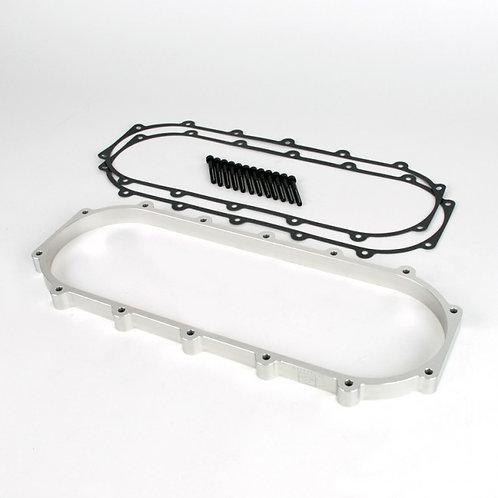 Ultra Race Plenum Spacer - 1L Silver