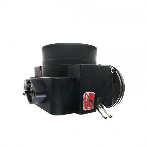 Pro 68mm Throttle Body - Evo VIII-IX - Black