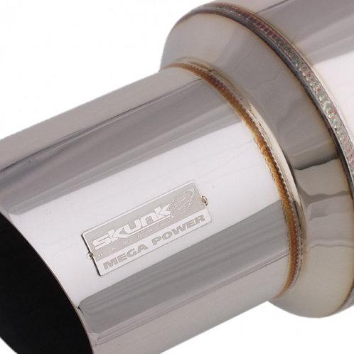 """Universal Muffler - 2.25"""" Inlet x 4"""" Outlet"""