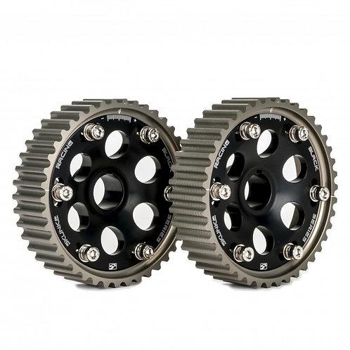 Pro Cam Gears - H22/F20B VTEC - Black