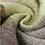 Thumbnail: Large Mint Green & Brown Check Scarf