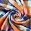 Thumbnail: Coloured Check Scarf