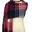 Thumbnail: Wine Coloured Tartan Scarf