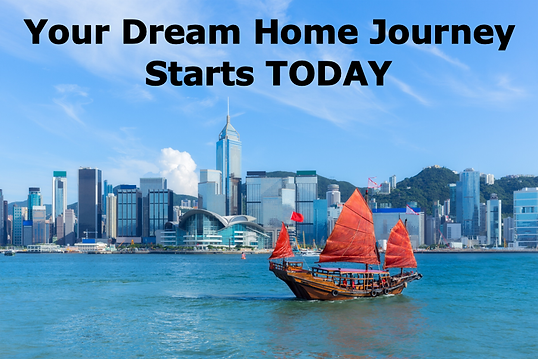 Your dream home journey starts today - H