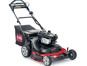 toro and honda residential walk behind push mowers