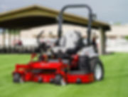 Exmark commercial mowers