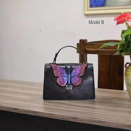Fairy Tale Leather Handbag