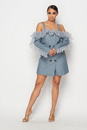 Malyly Blazer Dress
