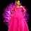 Thumbnail: Queen de Fleur Veil Dress