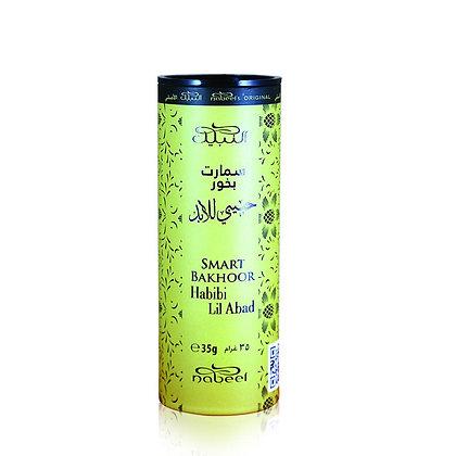 Smart Bakhoor Habibi Lil Abad - 35GMS - 3Pack