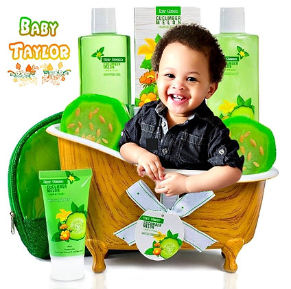 Baby Taylor Cucumber Melon Spa Set