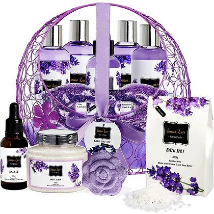 Sonassa Luxe Lavender Spa Set