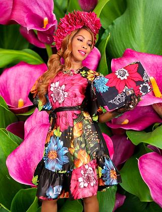 Queen of Fleur Handbag