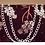 Thumbnail: Sonassa Thomas Sunset Velour Handbag