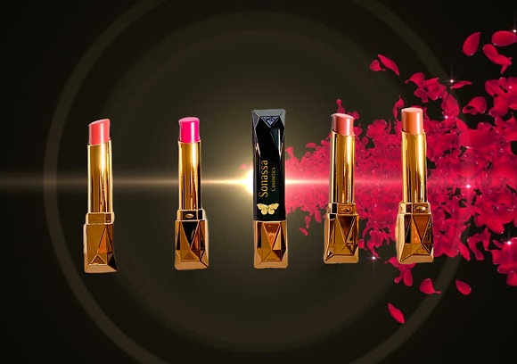 Sonassa Butterfly Sunset Lipsticks