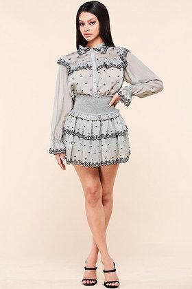 Isadora Skirt Set