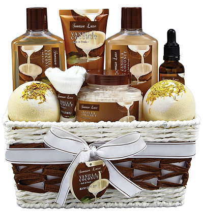 Sonassa Luxe Vanilla Coconut Spa