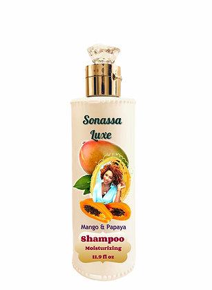 Sonassa Luxe Mango & Papaya Shampoo
