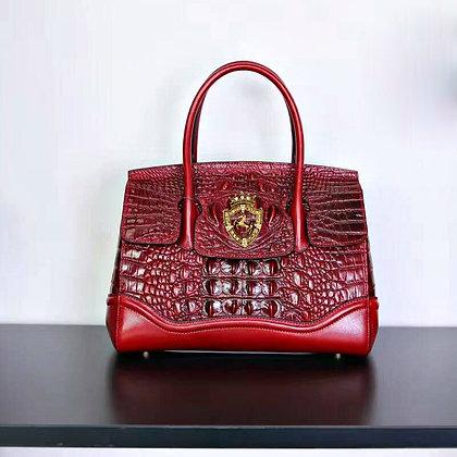 Power Couple Leather Handbag
