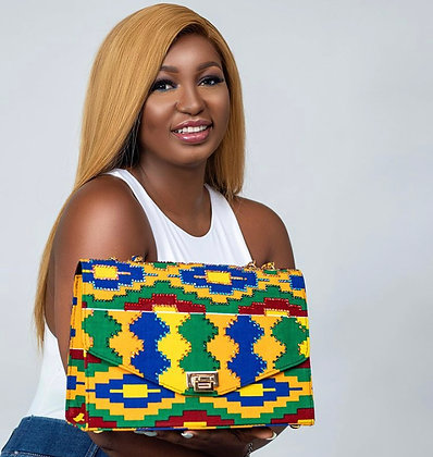 Sonassa Thomas New Kente