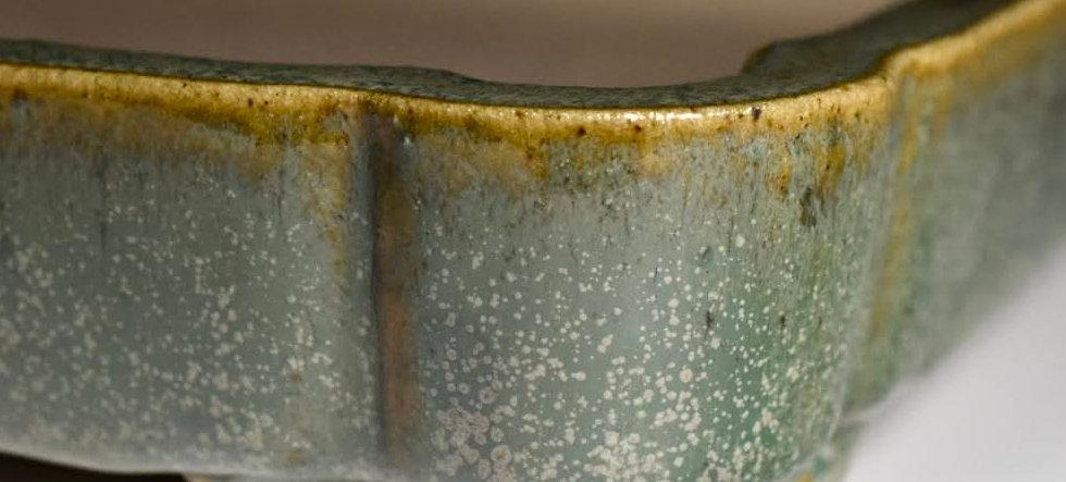 Turquoise Crystalline Glaze by Nao Tokutake