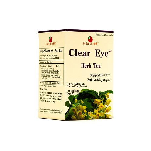 Health King Clear Eye Herb Tea - Support Healthy Retina & Eyesight