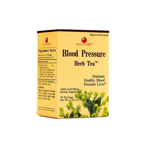 Health King Blood Pressure Herb Tea - Maintain Healthy Blood Pressure Level