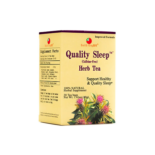 Quality Sleep Herb Tea