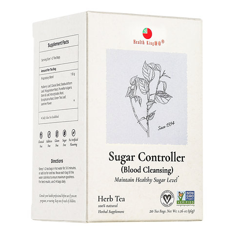 Health King Sugar Controller Herb Tea